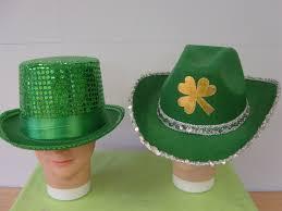 iris st patricks day green top hats fancy funny land
