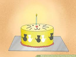 how to host a warrior cats themed birthday party with pictures