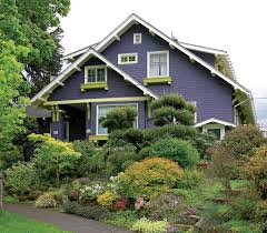 What Is Craftsman Style by A Craftsman Neighborhood In Portland Oregon Old House
