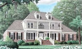 plantation style floor plans plantation house plan 4 bedrooms 3 bath 3072 sq ft plan 27 157