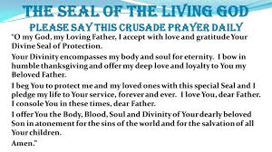 thanksgiving prayer for teachers the seal of the living god protection from the mark of the beast