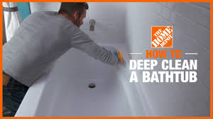 what is the best way to clean stained wood cabinets how to clean your bathtub the home depot