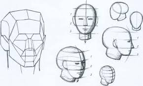 perspective drawing faces and figures joshua nava arts