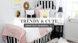 Cute Comforters For Teens Custom Designer Bedding By Decor 2 Ur Door