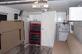 V Nose Enclosed Trailer Cabinets by V Nose Enclosed Trailer Cabinets Home Design Ideas