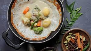 cuisines smith malabar veg ishtu w appams set dosa vegetable stew with