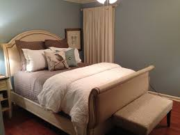 Discontinued Pottery Barn Bedroom Furniture My Master After Pottery Barn Bedding Makeover Enchanted Master