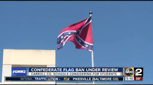 Baltimore County Flag Carroll County Public Schools Looking To Ban Confederate Flag
