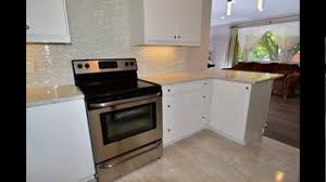 newly renovated 4 bedroom apartment on main floor of detached