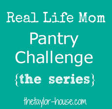 Challenge Real Everyday Real Pantry Challenge The House