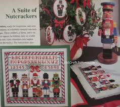 Better Homes And Gardens Christmas Crafts - 202 best nutcracker stitchery images on pinterest nutcrackers
