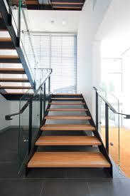cremorne apartments melbourne black steel stringers glass