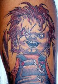 best tattoos of chucky from child u0027s play chucky tattoo and