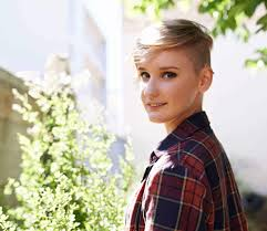 shaved hairstyles for women 6 short hairstyles to inspire