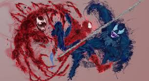 Paint Splatter Wallpaper by Paint Splatter Wallpaper With Spidey Venom And Carnage I Made