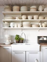 Open Kitchen Shelving Ideas Rustic Kitchen Wall Shelves Pantry Cabinet Design Andrea Outloud