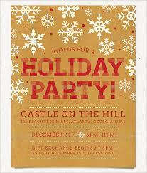 20 holiday party flyer templates u0026 psd designs free u0026 premium