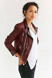 ladies leather motorcycle jacket best 25 red leather jackets ideas on pinterest red leather