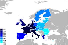 histoire de l union européenne wikipédia