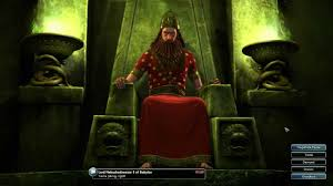 civilization v leader nebuchadnezzar ii of babylon youtube