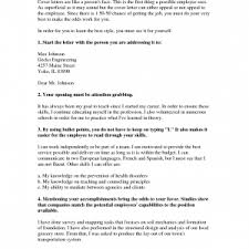 cover letter effective cover letter template effective cover