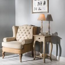 French Wingback Chair Armchairs One World