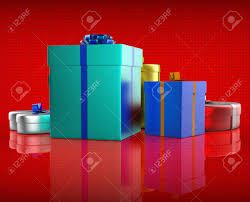 giftboxes celebration meaning occasion and celebrate stock photo
