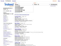How To Upload A Resume To Indeed Indeedeng Building Indeed Resume Search