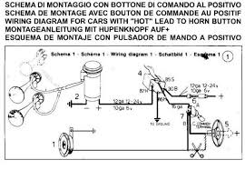 wiring an air horn good electricians advice appreciated