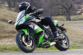 kawasaki motocross helmets 2017 kawasaki ninja 650 review friendlier than ever
