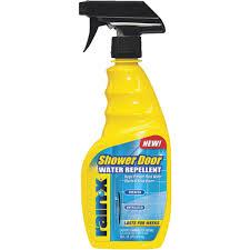 Best Cleaner For Shower Doors X Shower Door Water Repellent 630023 Do It Best