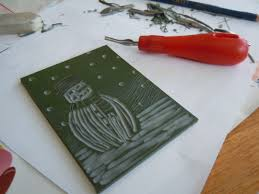 christmas cards helen glass workshops classes commissions