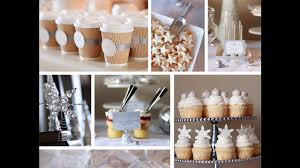 Baby Showers Decorations by Winter Theme Baby Shower Decorations Ideas Youtube