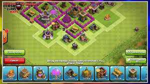 coc map layout th6 clash of clans th6 anti giant farming base layout video dailymotion