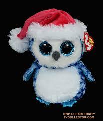 icicles ty beanie boos owl