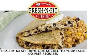 promo cuisine fresh n fit cuisine