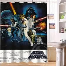 Star Wars Bathroom Set Shop Star Wars Curtains On Wanelo