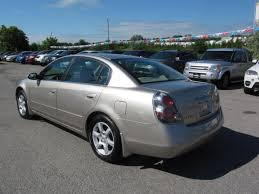 nissan altima for sale ontario used 2006 nissan altima 2 5 s auto for sale in newmarket ontario