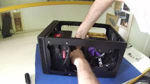 antec home theater case build a mini itx pc with an antec isk600 youtube