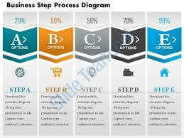 templates for business consultants 0714 business consulting business step process diagram powerpoint