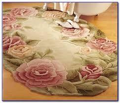 purple flower shaped rug rugs home design ideas xomrb21m0861058
