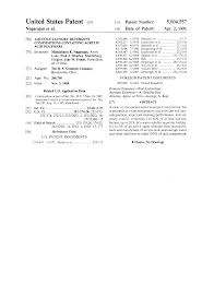 patent us5004557 aqueous laundry detergent compositions