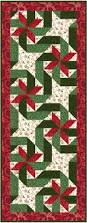 giftwrapped christmas holiday table runner quilt quilts