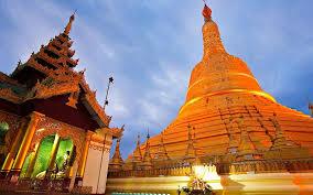 Burma  getting there