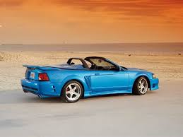 mustang gt 281 1999 ford mustang gt convertible mustang fast fords magazine