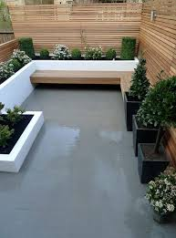 best 25 courtyard design ideas on concrete bench 42 best yards images on gardening green garden and