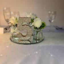 wooden glitter wedding table numbers wedding reception table