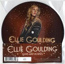Ellie Goulding Lights Album Ellie Goulding Guns And Horses Uk 7