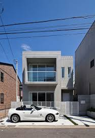origami inspired japanese house by tsc architects arafen
