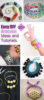 easy diy bracelet tutorials images 30 easy diy bracelet ideas and tutorials noted list jpg